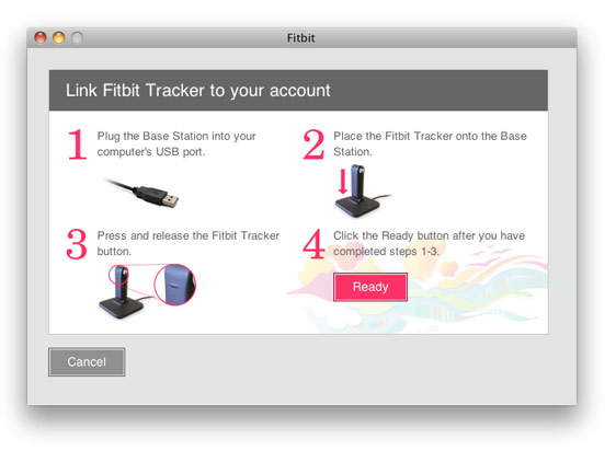 resetting charge hr fitbit manual