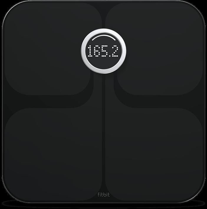 Fitbit Aria WI FI Smart Scale Black | eBay