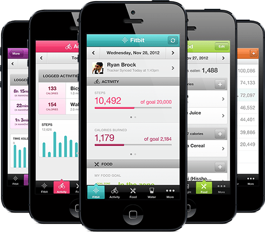 free fitbit app for iphone 4s