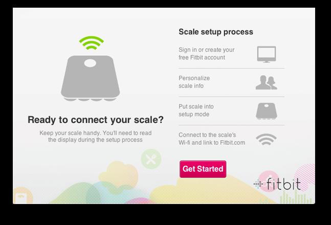 Utilisation d'un ordinateur Wi-Fi: Processus de configuration de la balance