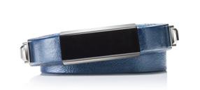 Double Wrap <br> Leather Bracelet