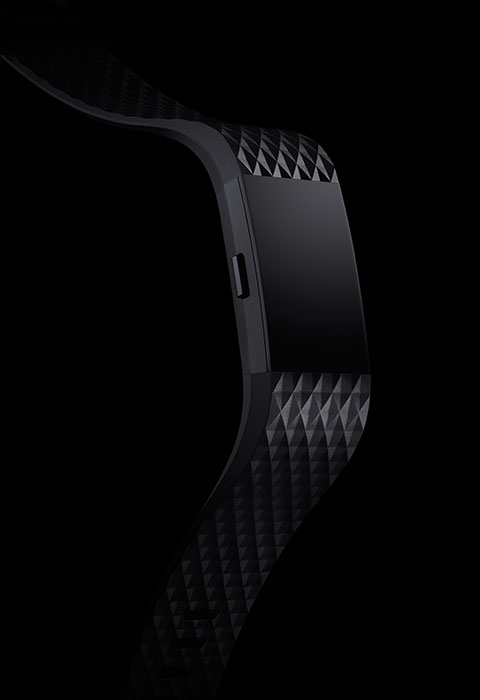 Charge 2 in Black/Gunmetal.