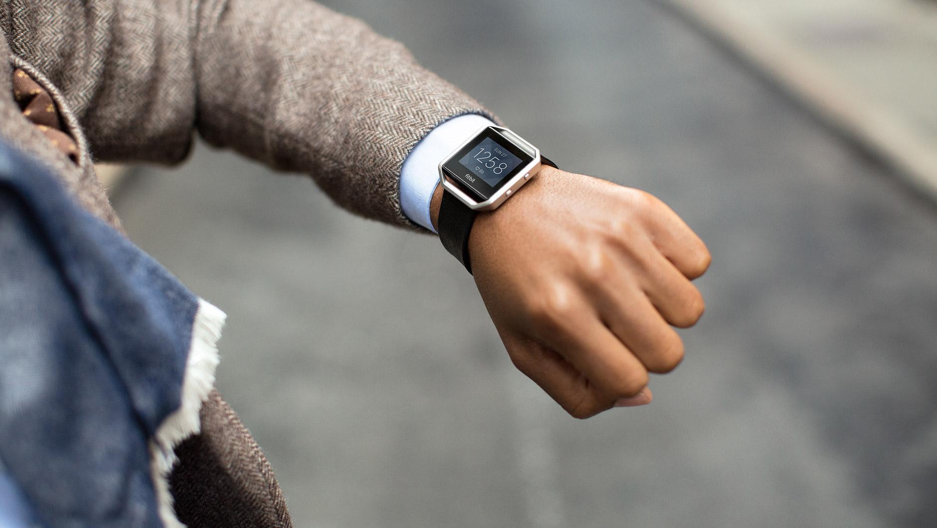Bildresultat för Fitbit Blaze
