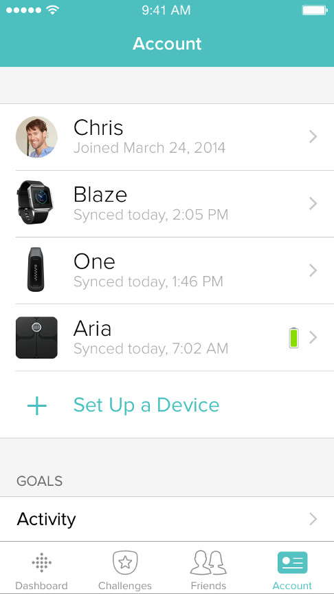 fitbit not connecting to iphone fitbit app amp dashboard 7022