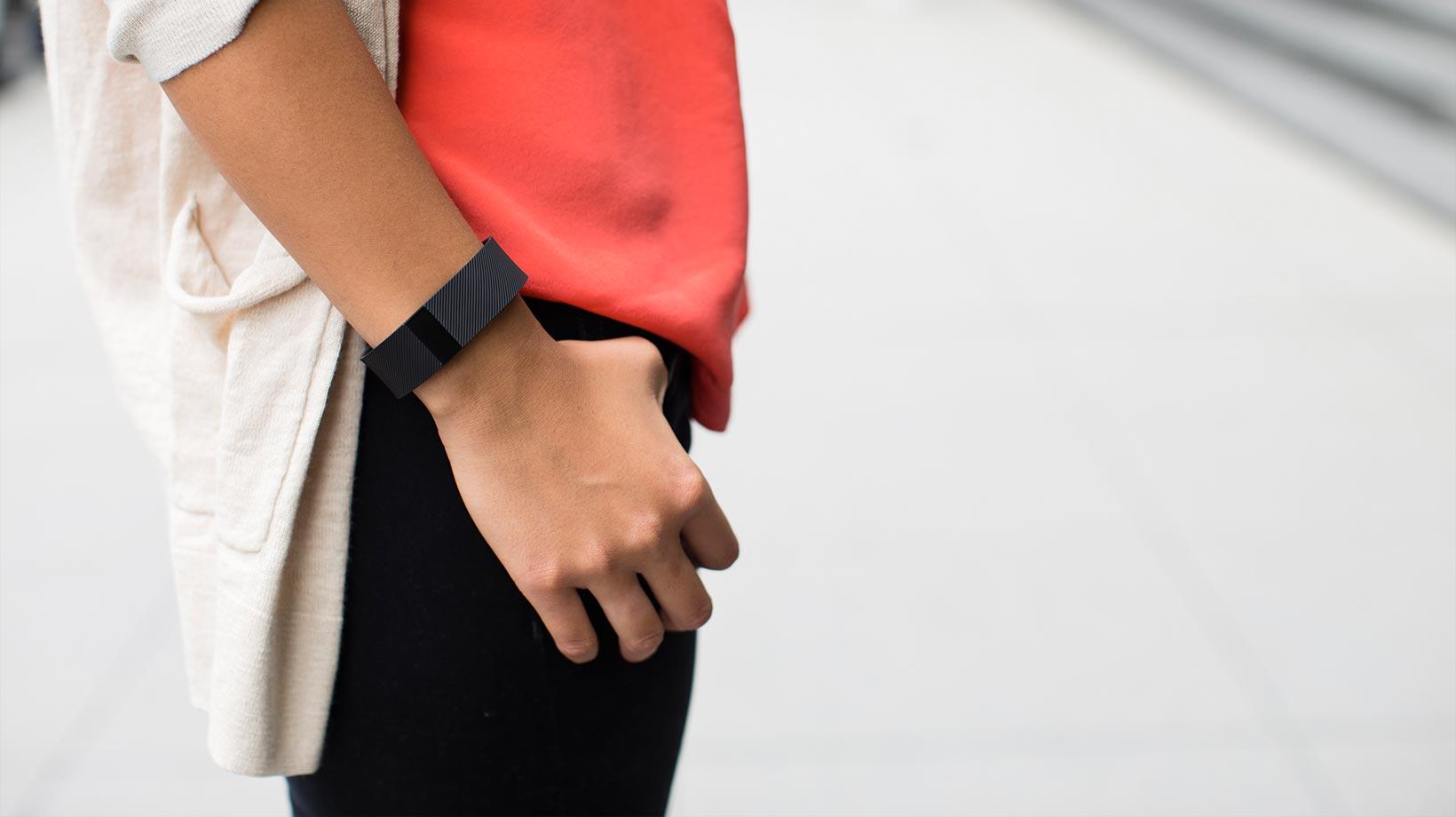 Fitbit Aktivitätstracker Charge Hr App : Die eigene herzfrequenz mit fitbit charge hr im blick behalten