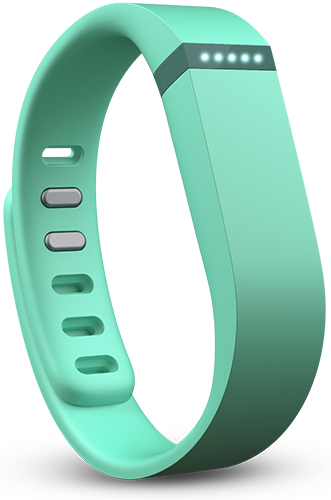 Fitbit Flex Wireless Activity Tracker and Sleep Wristband (Teal)
