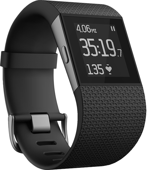 How to change the watch face on my fitbit surge