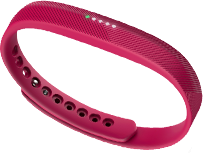 Fitbit Flex 2 in Fuschia