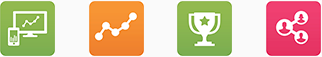 Iconic representations of site tools